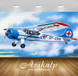 Avikalp Exclusive Awi2026 Airplane Flight Aviation  Full HD Wallpapers for Living room, Hall, Kids R