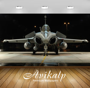 Avikalp Exclusive Awi2546 Dassault Rafale Military Aircraft Full HD Wallpapers for Living room, Hall