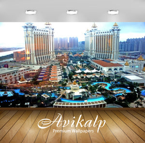 Avikalp Exclusive Awi2659 Galaxy Macau Resort In The Cotai Strip Macau China Full HD Wallpapers for