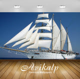 Avikalp Exclusive Awi2706 Beautiful Star Clipper Wonderful Tall Ship Full HD Wallpapers for Living r
