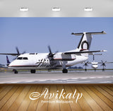 Avikalp Exclusive Awi2719 Horizon Modern Aircraft Full HD Wallpapers for Living room, Hall, Kids Roo