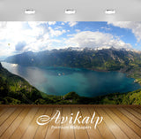 Avikalp Exclusive Awi2765 Lake Brienz In The Canton Bern In Switzerland Lanscape Full HD Wallpapers