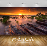 Avikalp Exclusive Awi2830 Mindil Beach Sunset Markets Beach In The Central District Darwin Australia