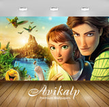 Avikalp Exclusive Awi3486 Epic Cartoon Full HD Wallpapers for Living room, Hall, Kids Room, Kitchen,