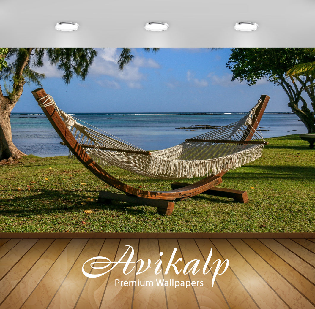Avikalp Exclusive Premium tropical HD Wallpapers for Living room, Hall, Kids Room, Kitchen, TV Backg