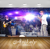 Avikalp Exclusive Premium band HD Wallpapers for Living room, Hall, Kids Room, Kitchen, TV Backgroun