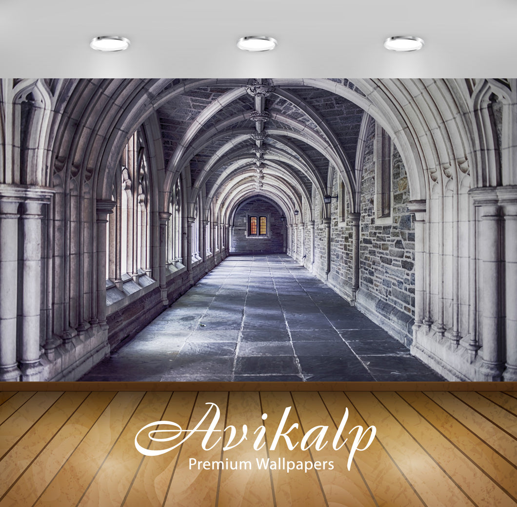 Avikalp Exclusive Premium church HD Wallpapers for Living room, Hall, Kids Room, Kitchen, TV Backgro