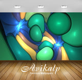 Avikalp Exclusive AWI655 Abstract HD Wallpapers for Living room, Hall, Kids Room, Kitchen, TV Backgr