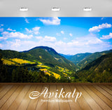 Avikalp Exclusive Awi6561 The View From Annaberg Nature Full HD Wallpapers for Living room, Hall, Ki