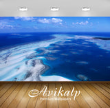 Avikalp Exclusive Awi6579 Torres Strait Nature Full HD Wallpapers for Living room, Hall, Kids Room,