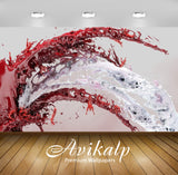 Avikalp Exclusive AWI661 Abstract HD Wallpapers for Living room, Hall, Kids Room, Kitchen, TV Backgr
