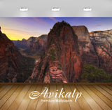 Avikalp Exclusive Awi6776 Zion National Park Utah Nature Full HD Wallpapers for Living room, Hall, K