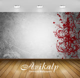 Avikalp Exclusive AWI681 Abstract HD Wallpapers for Living room, Hall, Kids Room, Kitchen, TV Backgr
