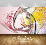 Avikalp Exclusive AWI705 Abstract HD Wallpapers for Living room, Hall, Kids Room, Kitchen, TV Backgr
