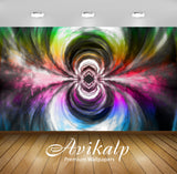 Avikalp Exclusive AWI709 Abstract HD Wallpapers for Living room, Hall, Kids Room, Kitchen, TV Backgr
