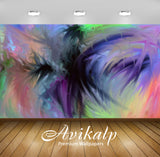Avikalp Exclusive AWI712 Abstract HD Wallpapers for Living room, Hall, Kids Room, Kitchen, TV Backgr
