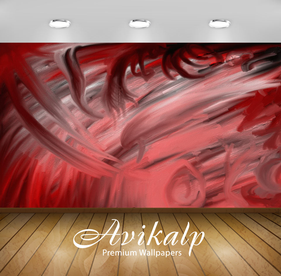 Avikalp Exclusive AWI713 Abstract HD Wallpapers for Living room, Hall, Kids Room, Kitchen, TV Backgr
