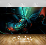 Avikalp Exclusive AWI796 Abstract HD Wallpapers for Living room, Hall, Kids Room, Kitchen, TV Backgr