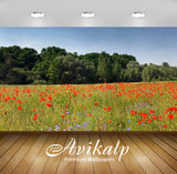 Avikalp Exclusive AWI930 Nature HD Wallpapers for Living room, Hall, Kids Room, Kitchen, TV Backgrou