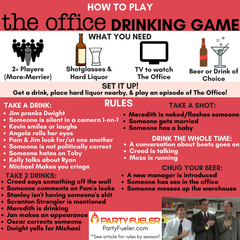 The Office Drinking Game: All Seasons