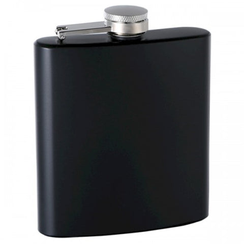 Rubber Flask - Personalized, Assorted Colors