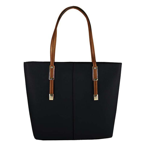 PortoVino Wine Purse (Black)