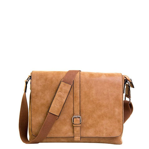 PortoVino Hidden Drink Bag (Brown)