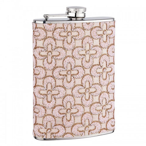Fabulously Floral Flask (8 oz)