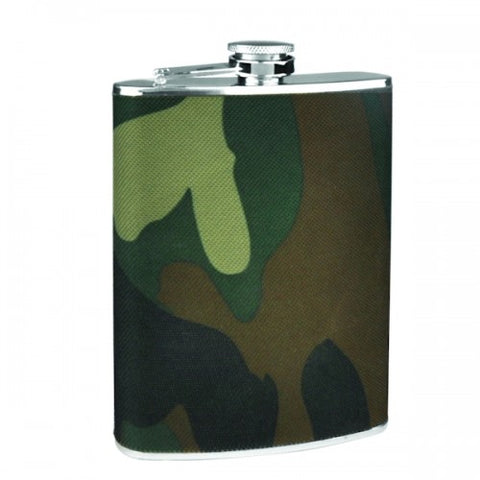 Camouflage (Camo) Flask