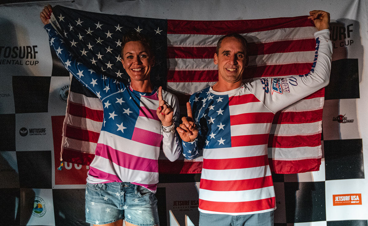 Duo Bailey & Bailey crowned as America's best racers!