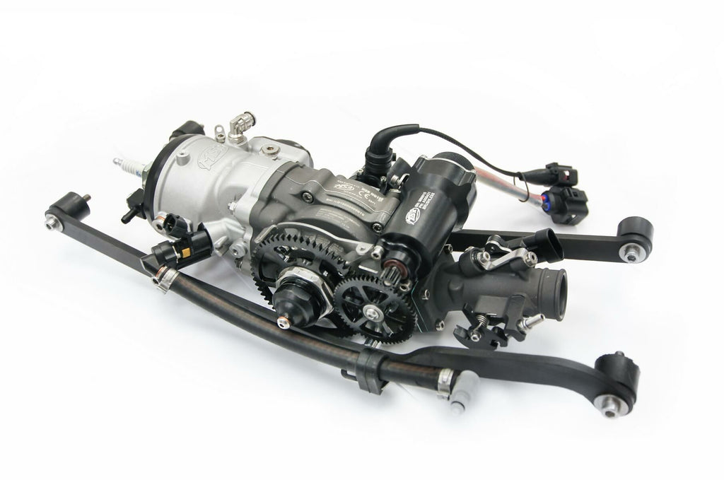 JetSurf Digital fuel injection system