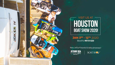 Visit us at Houston Boat Show!
