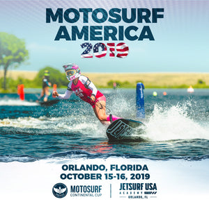 BECOME AMERICA'S FIRST MOTOSURF CHAMPION!