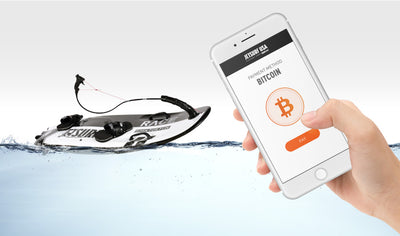 BITCOIN ACCEPTED AS PAYMENT ON ALL JETSURF BOARDS!