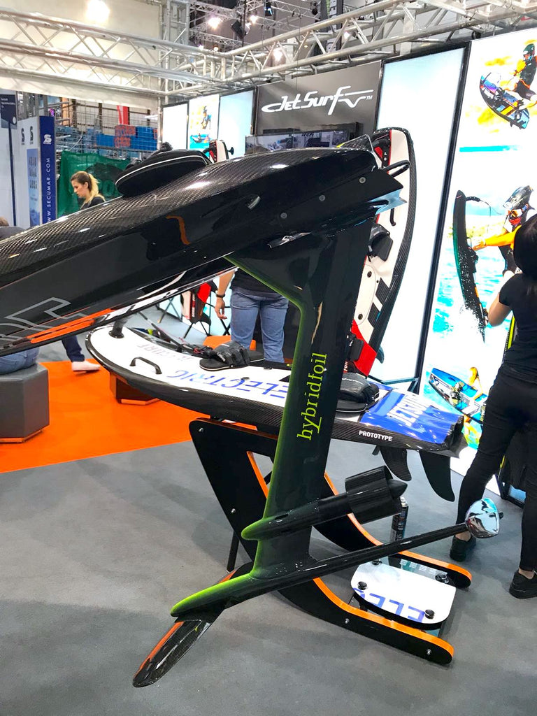 JETSURF 2018 LATEST ARRIVALS AT MIAMI YACHT SHOW!