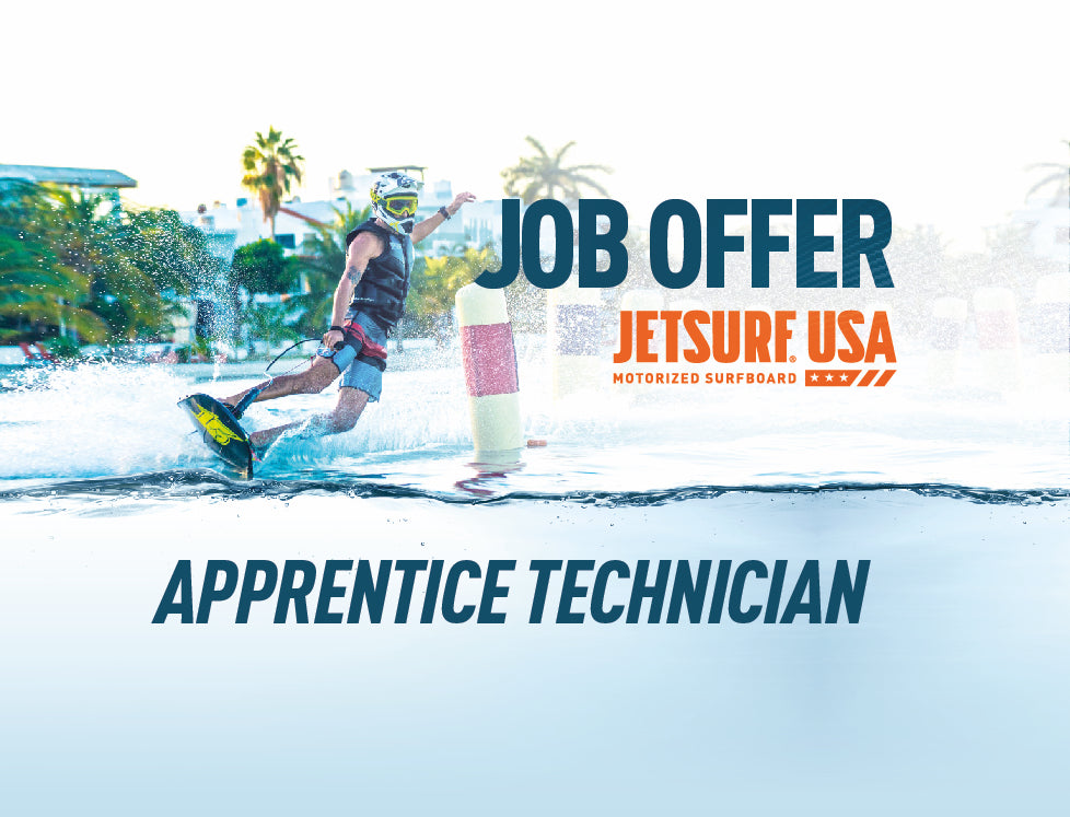 JetSurf USA miami job offer