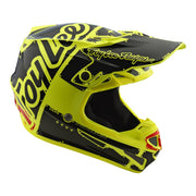 Troy Lee Design SE4 POLYACRYLITE HELMET