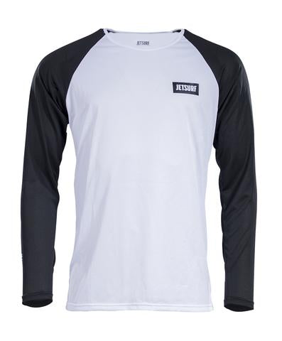 Jetsurf Dryfit Long Sleeve White