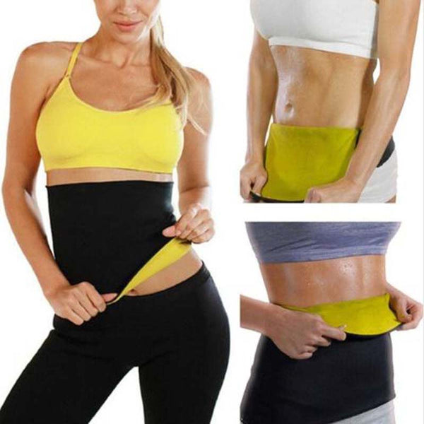 Slimming Waist Belt Body Shaper for Yoga and Workout
