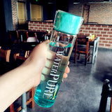 Healthy Glass Water Bottle