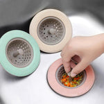 Anti-Clogging Silicone Sink Strainer