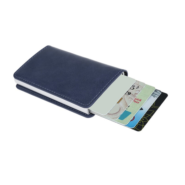 RFID Blocking Metal Card Holder