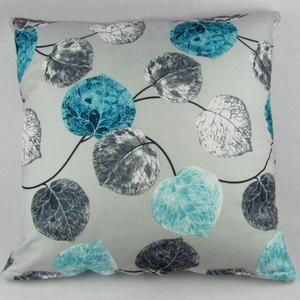 Leaves Design Cushion Cover Pillowcase for Home Decoration