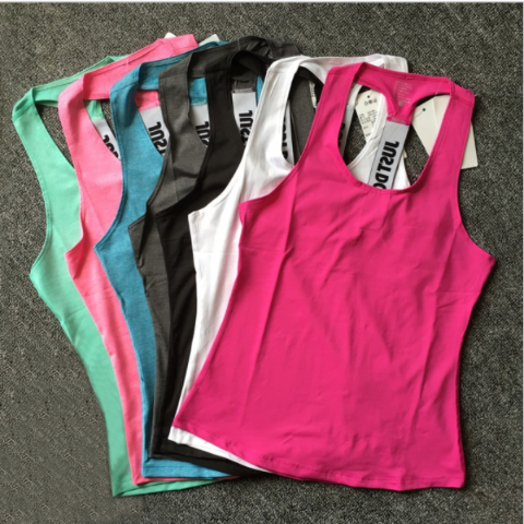 Professional Sleeveless Yoga Fitness Tank Top