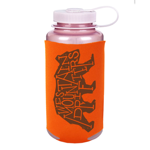 WMD Bear Nalgene bottle anti-yeti
