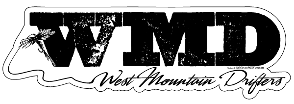 WMD Logo Vinyl Sticker