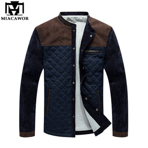 Men's Quilted Autumn Jacket