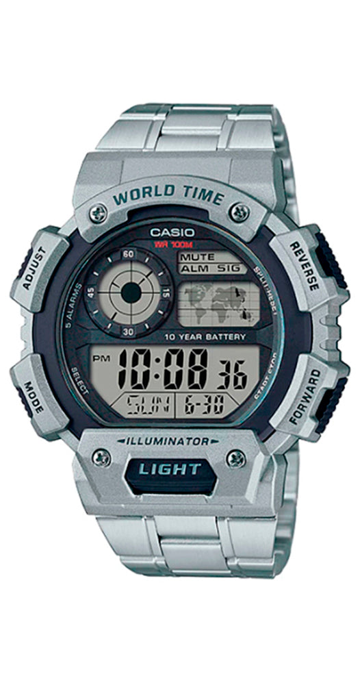 Reloj Casio Collection AE-1400WHD-1AVEF