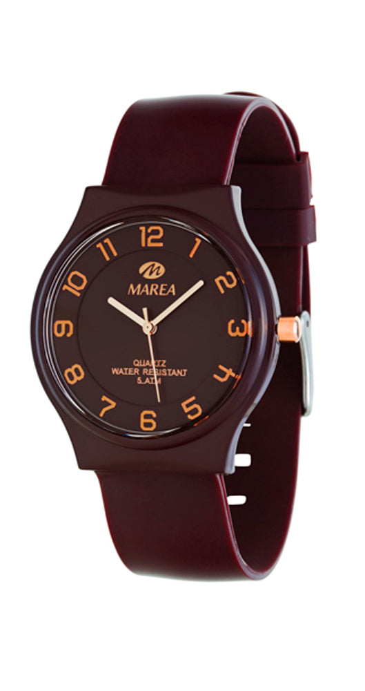 Reloj Marea B35522/11 marrón chocolate