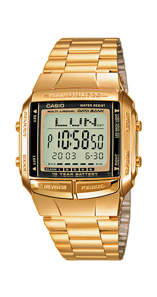 Reloj Casio Collection DB-360GN-9AEF